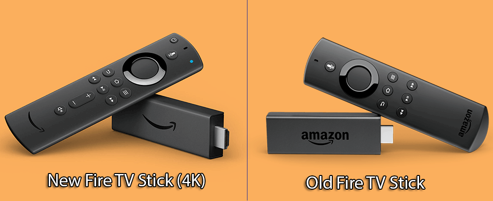 FireTVStick 4K Vs Fire TV Stick