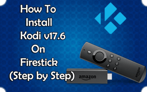 Install Kodi on Firestick