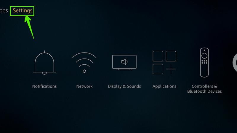 Kodi installation on Firestick