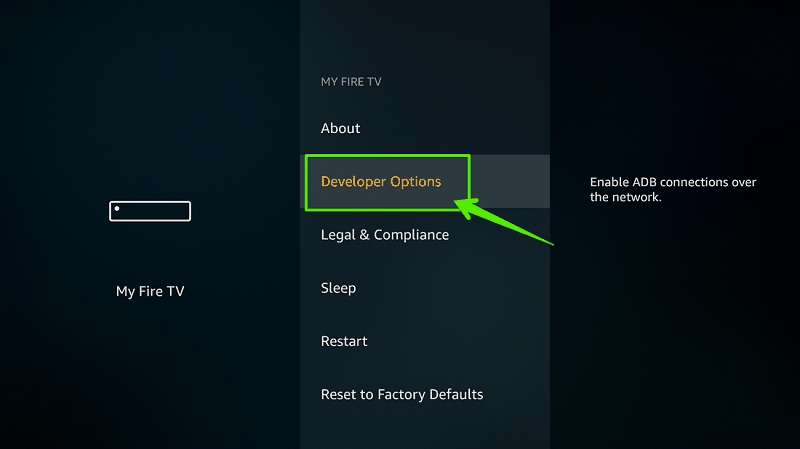 Install Kodi 17.6 on Firestick