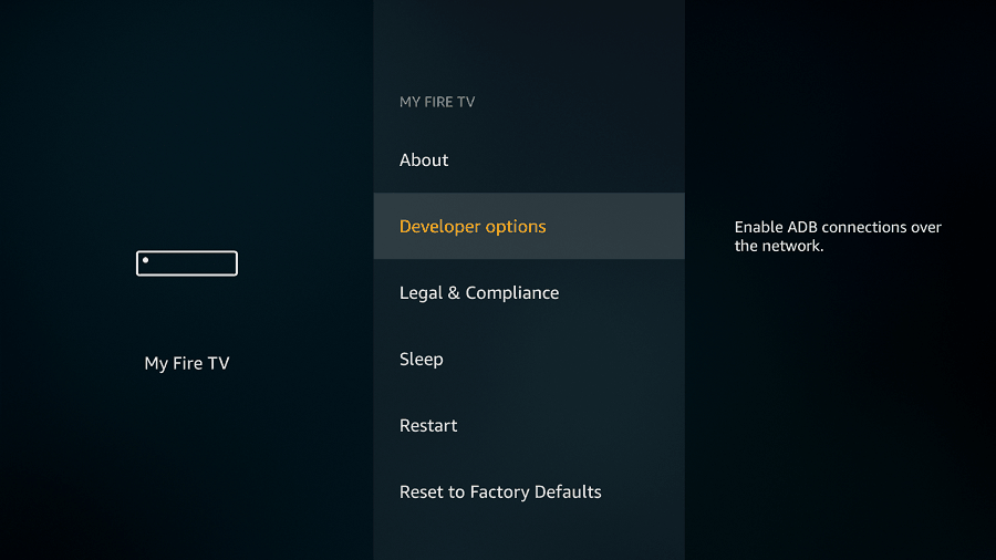 install apk on firestick from pc