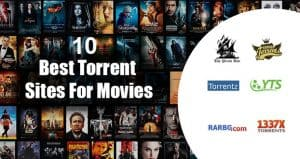 10 best torrent sites for movie