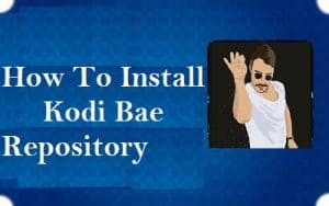 How To Install Kodi Bae Repository
