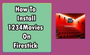 Install 1234Movies Apk on Firestick