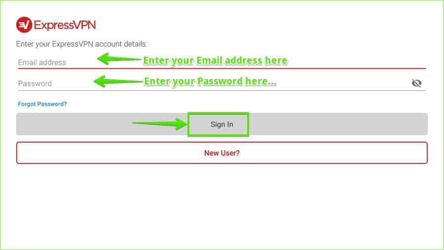 Express VPN for Firestick