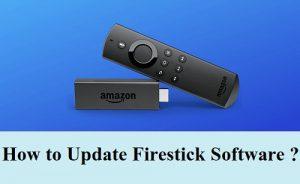 How to Update Firestick Software